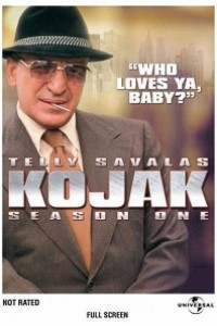 Caratula, cartel, poster o portada de Kojak