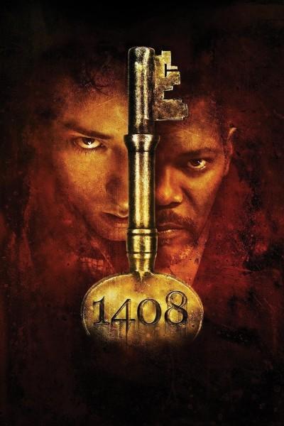 Caratula, cartel, poster o portada de 1408