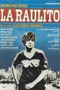 Caratula, cartel, poster o portada de La Raulito