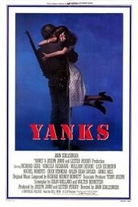 Caratula, cartel, poster o portada de Yanquis