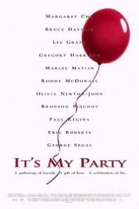 Caratula, cartel, poster o portada de It\'s my Party (Fiesta de despedida)