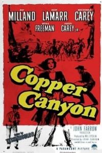 Caratula, cartel, poster o portada de El desfiladero del cobre