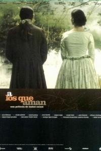 Caratula, cartel, poster o portada de A los que aman