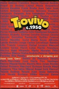 Caratula, cartel, poster o portada de Tiovivo c. 1950