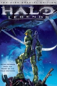 Caratula, cartel, poster o portada de Halo Legends