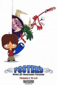 Caratula, cartel, poster o portada de Foster, la casa de los amigos imaginarios