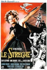Caratula, cartel, poster o portada de Las brujas