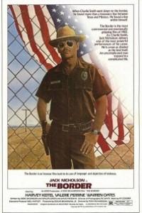 Caratula, cartel, poster o portada de La frontera
