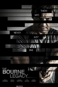 Caratula, cartel, poster o portada de El legado de Bourne
