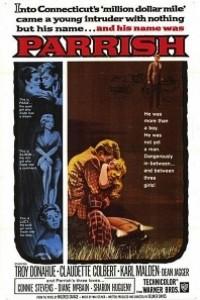 Caratula, cartel, poster o portada de Parrish