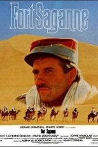 Caratula, cartel, poster o portada de Fort Saganne