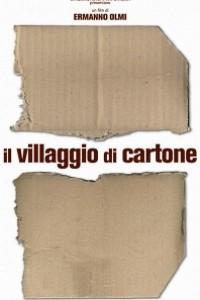 Caratula, cartel, poster o portada de El pueblo de cartón
