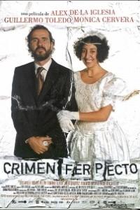 Caratula, cartel, poster o portada de Crimen ferpecto