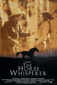 Caratula, cartel, poster o portada de El hombre que susurraba a los caballos