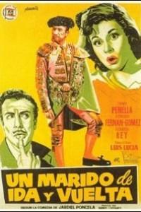 Caratula, cartel, poster o portada de Un marido de ida y vuelta