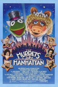 Caratula, cartel, poster o portada de Los teleñecos conquistan Manhattan (Los Muppets en Nueva York)