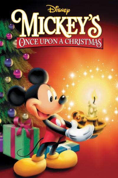 Caratula, cartel, poster o portada de Mickey descubre la Navidad