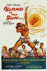 Caratula, cartel, poster o portada de Una isla al sol