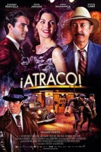 Caratula, cartel, poster o portada de ¡Atraco!