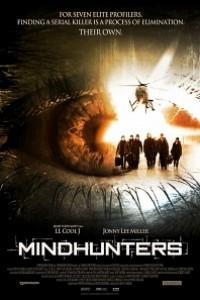 Caratula, cartel, poster o portada de Cazadores de mentes (Mindhunters)