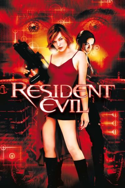 Caratula, cartel, poster o portada de Resident Evil