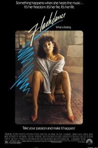 Caratula, cartel, poster o portada de Flashdance