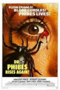Caratula, cartel, poster o portada de El retorno del Dr. Phibes