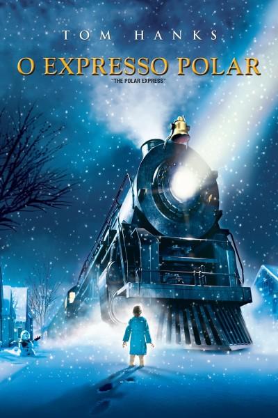 Caratula, cartel, poster o portada de Polar Express (El Expreso Polar)