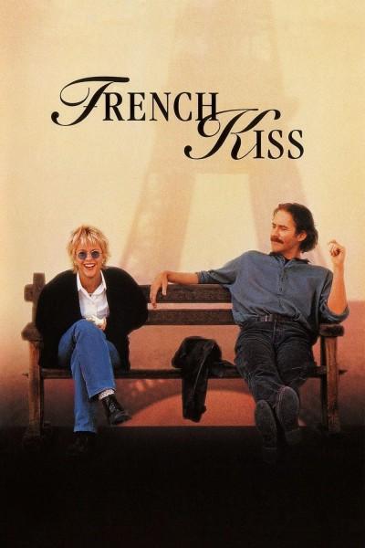 Caratula, cartel, poster o portada de French Kiss