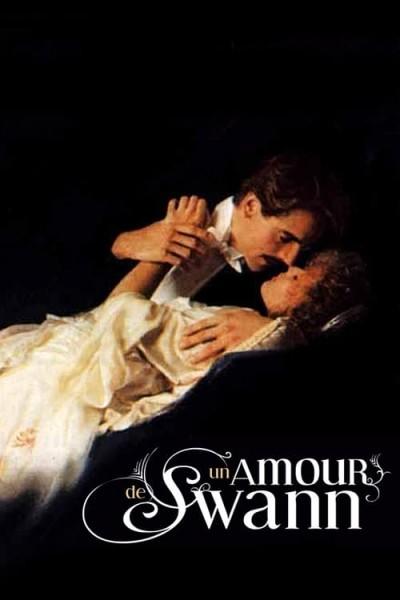 Caratula, cartel, poster o portada de El amor de Swann