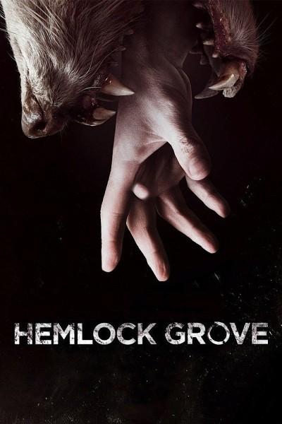 Caratula, cartel, poster o portada de Hemlock Grove