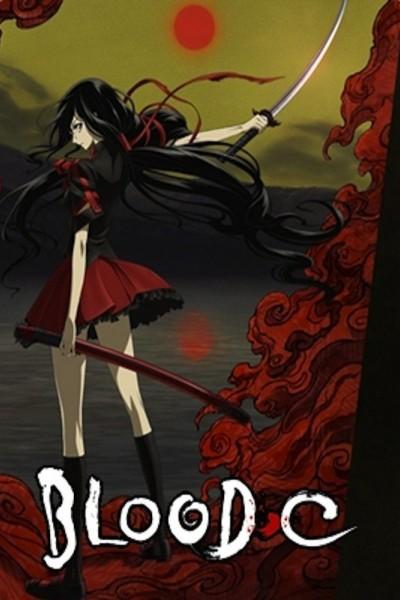 Caratula, cartel, poster o portada de Blood-C