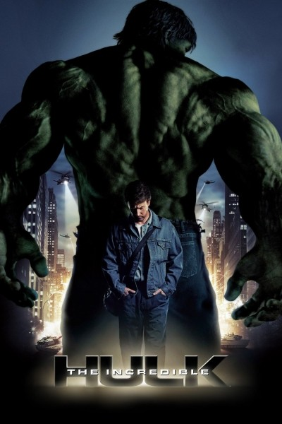 Caratula, cartel, poster o portada de El increíble Hulk
