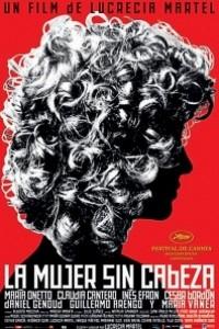 Caratula, cartel, poster o portada de La mujer sin cabeza (La mujer rubia)