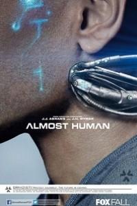 Caratula, cartel, poster o portada de Almost Human
