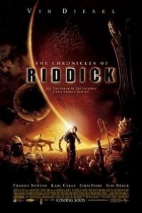 Caratula, cartel, poster o portada de Las crónicas de Riddick