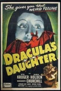 Caratula, cartel, poster o portada de La hija de Drácula