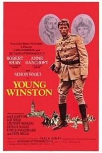 Caratula, cartel, poster o portada de El joven Winston