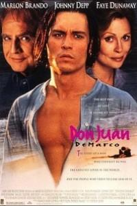 Caratula, cartel, poster o portada de Don Juan DeMarco