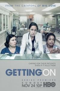 Caratula, cartel, poster o portada de Getting On