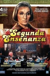 Caratula, cartel, poster o portada de Segunda enseñanza