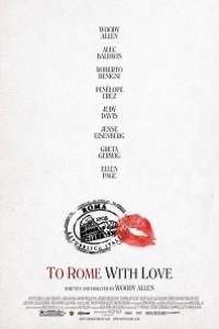 Caratula, cartel, poster o portada de A Roma con amor