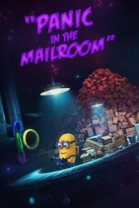 Caratula, cartel, poster o portada de Minions: Pánico en la sala de envíos