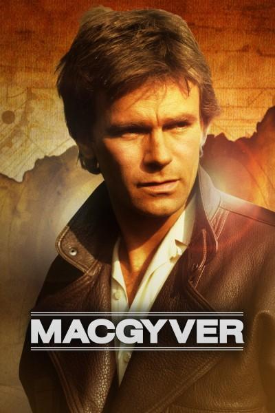 Caratula, cartel, poster o portada de MacGyver