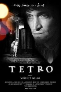 Caratula, cartel, poster o portada de Tetro