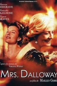 Caratula, cartel, poster o portada de Mrs. Dalloway