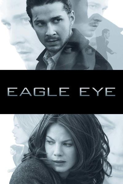 Caratula, cartel, poster o portada de La conspiración del pánico (Eagle Eye)