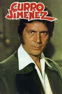 Caratula, cartel, poster o portada de Curro Jiménez