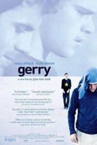Caratula, cartel, poster o portada de Gerry