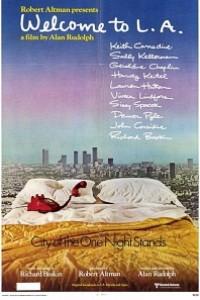 Caratula, cartel, poster o portada de Bienvenido a Los Ángeles (Welcome to L.A.)